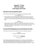 5th Grade EngageNY/Eureka Math-Mid Module 2 Test Practice