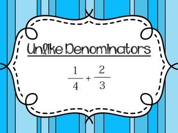 5th Grade EngageNY/Eureka Math - Module 3 Key Vocabulary Definition Posters