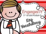 5th Grade EngageNY/Eureka Math - Module 6 Key Vocabulary D
