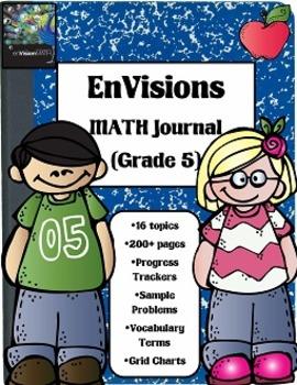 Envision Math 2016 (5th Grade BUNDLE)