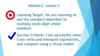 5th Grade Eureka Math / Engage NY Application Problems: Module 2