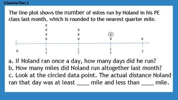 5th Grade Eureka Math / Engage NY Application Problems: Module 4