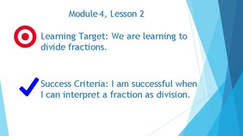 5th Grade Eureka Math/Engage NY Application Problems: Mod. 4 (Distance Learning)