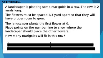 5th Grade Eureka Math / Engage NY Application Problems: Module 6
