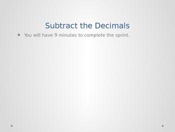 5th Grade Eureka Math Lesson Module 1 Lesson 13 Place Value & Decimals