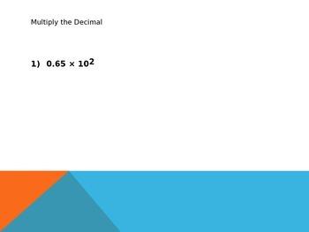 5th Grade Eureka Math Lesson Module 1 Lesson 14 Place Value & Decimals