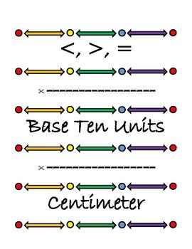 5th Grade Eureka Math Vocabulary Terms (Modules 1-6 **BUNDLED!**)