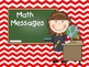 5th Grade Everyday Math Unit 2 Materials