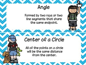 5th Grade Everyday Math Unit 3 Materials