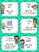 """5th Grade Everyday Math Unit 1 """"I Have Who Has"""""""