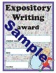 Expository Writing 5th Grade Common Core Writing Lady