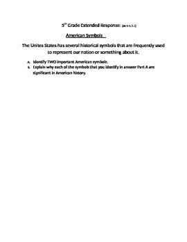 5th Grade Extended Response