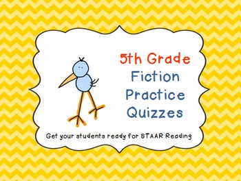 5th Grade Fiction Practice