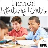 5th Grade Fiction Writing Bundle | Fiction Writing Curricu
