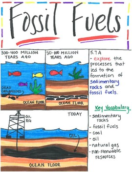 5th Grade Fossil Fuels