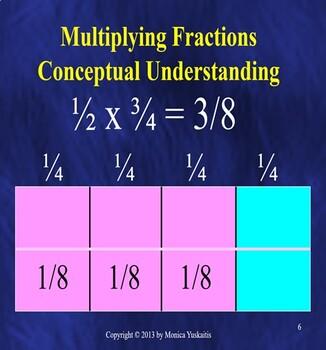 5th Grade Fraction Bundle - 20 Lessons - 1118 slides