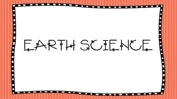 5th Grade GSE Science Standards