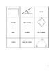 5th Grade Geometric Vocabulary Sort / Classification
