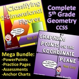 5th Grade Geometry - Complete CCSS - (Bundled Unit)