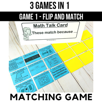 5th Grade Geometry Games and Centers