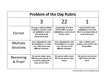 Geometry Task Cards - Math Problem of the Day ( 5th grade word problems )