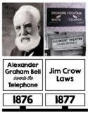 5th Grade Georgia Standards Social Studies Timeline
