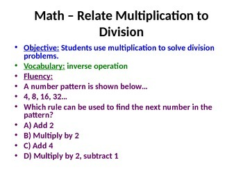 5th Grade Go Math Chapter 1 PowerPoint Presentation and Lessons