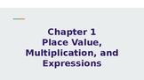 5th Grade Go Math- Chapter 1 Powerpoint