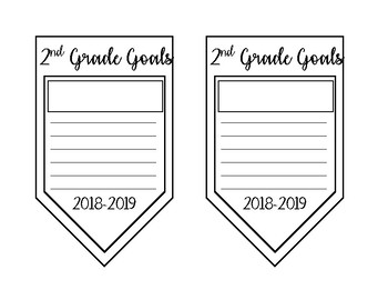 1st-6th Grade Goals Banner