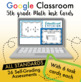 5th Grade Google Classroom Math Bundle, Interactive Digital Math Resources, 5th