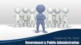5th Grade - Government and Public Administration Career Cl