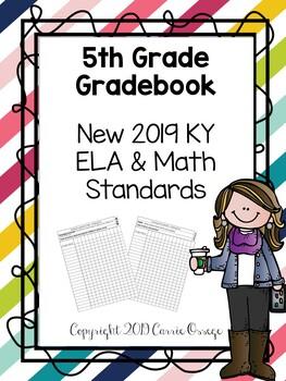 5th Grade Gradebook - 2019 KY Standards