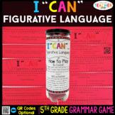 5th Grade Figurative Language Game