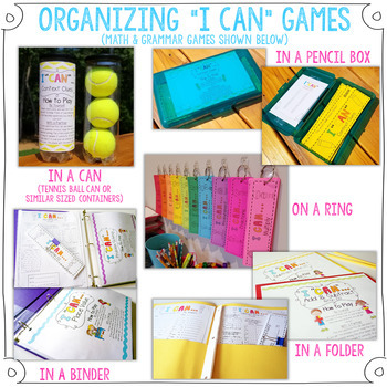 5th Grade Grammar Game | Parts of Speech Review | Conjunctions & Prepositions