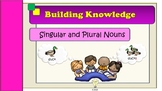 Singular and Plural Nouns Presentation
