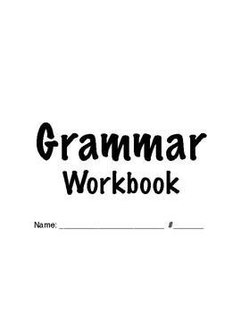 5th Grade Grammar Workbook