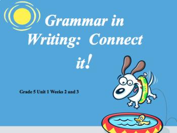 5th Grade Grammar and Writing