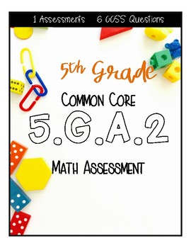 5th Grade Graphing Questions - 5G2A