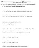 5th Grade Harcourt Social Studies Chapter 5 Resource Unit