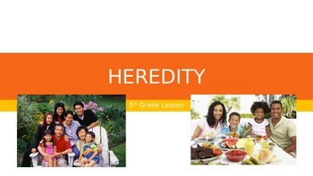 5th Grade Heredity Power Point