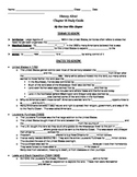 5th Grade History Alive Chapter 16 Study Guide