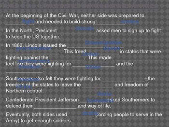 5th Grade History Alive Chapter 19 PowerPoint