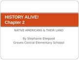 5th Grade History Alive Chapter 2 PowerPoint