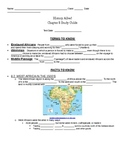5th Grade History Alive Chapter 8 Study Guide