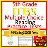5th Grade ITBS Test Prep - Reading ELA Practice Tests