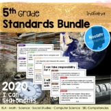 5th Grade Indiana I Can Statement Bundle