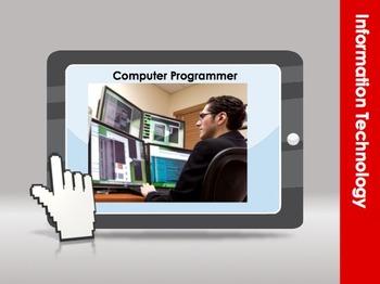 5th Grade - Information Technology Career Cluster PPT
