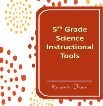 5th Grade Instructional Tools Bundle