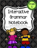 5th Grade Interactive Language Notebook