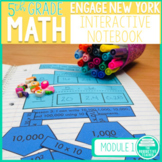 Engage New York Math Aligned Interactive Notebook: Grade 5, Module 1